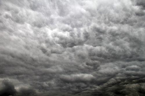 cloud rain cloud anxiety