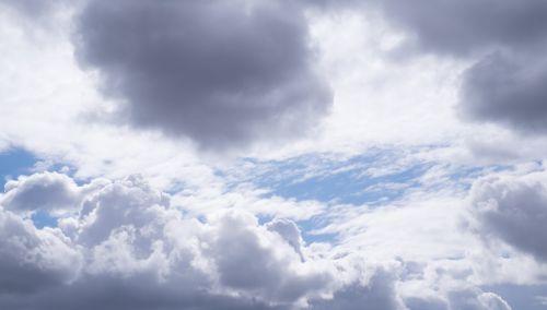 cloud himmel solar