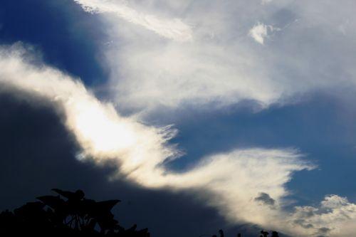 cloud streak ridge