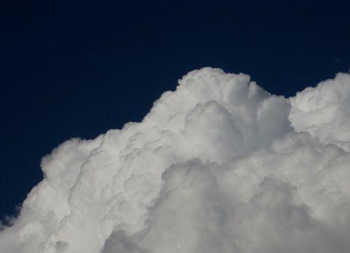 cloud large cumulus