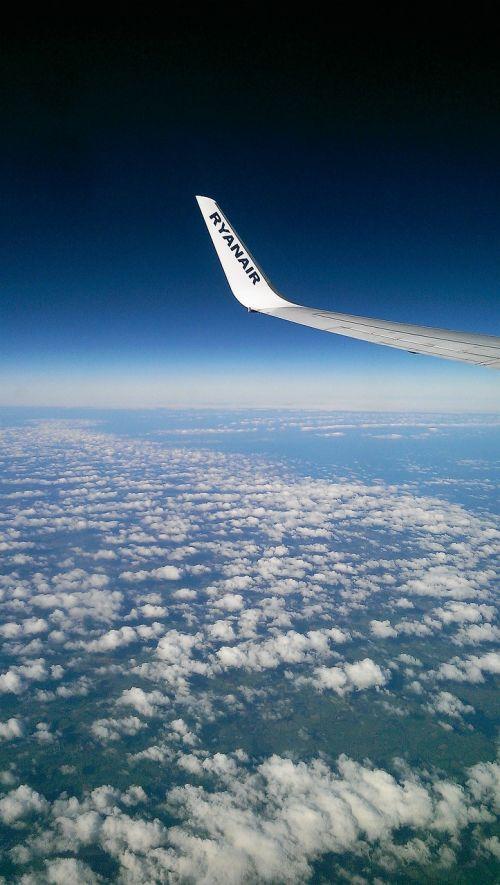 cloud winglet horizon