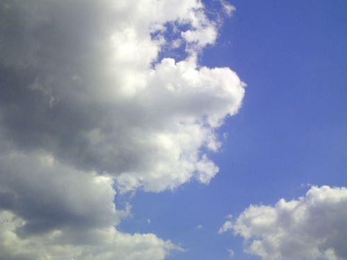 cloud cumulus sky