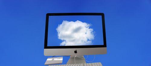 cloud monitor apple