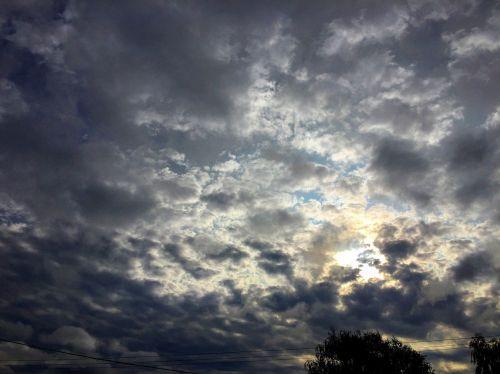 cloud sky light