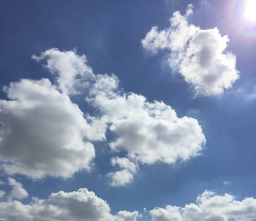 cloud computing clouds sky