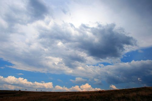 Cloud Expanse In The Free State