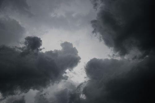 Cloud With Grey Nuances