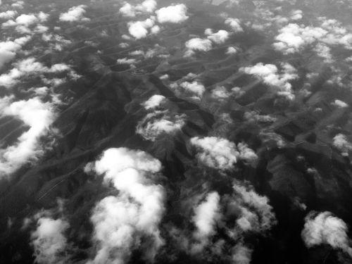 clouds cloudscape sky clouds