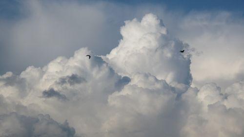 clouds storm dark clouds
