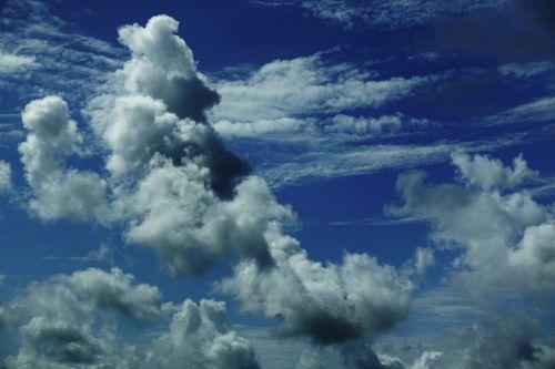 clouds texture cloudscape