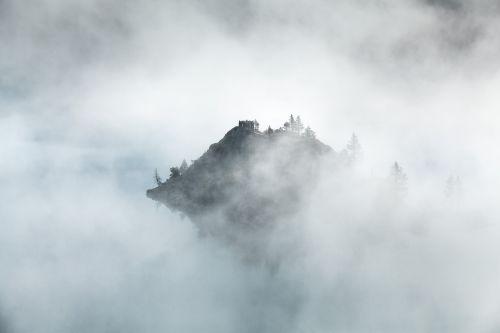 clouds fog mist