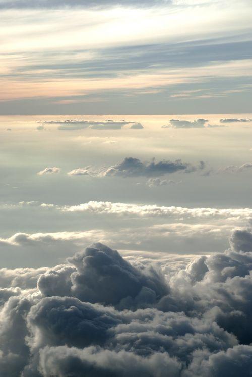 debesys,dangus,saulėlydis,pilka,gylis,saulė,apšvietimas