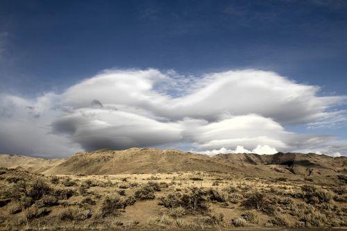 clouds bluff west