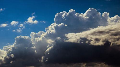 debesys,balta,pilka,cumulus,dangus,gamta,cloudscape,atmosfera,oras,audringas,purus,tamsi,klimatas
