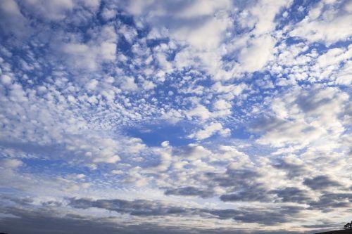 clouds sky cumulus