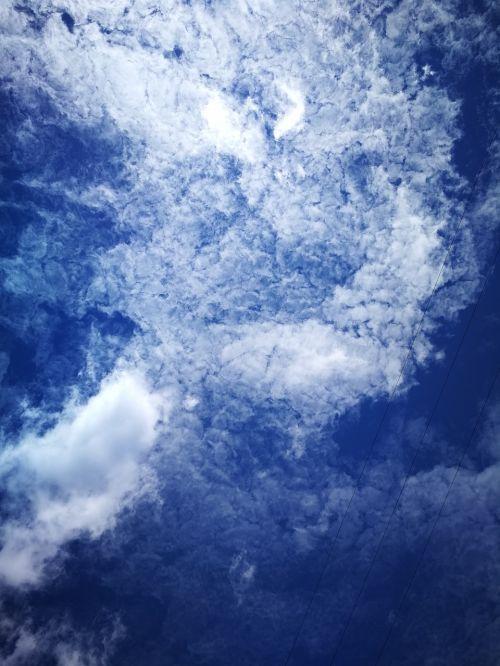 clouds weather eiskristalle