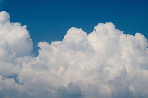 clouds  sky  weather