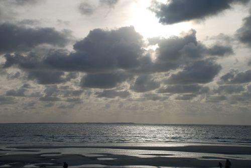 debesys,jūra,papludimys,vanduo,dangus,prekinis ženklas,saulėlydis,gamta,vaizdas,vandenynas,bangos,debesis