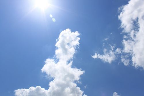 clouds,sky,sky clouds,blue sky clouds,blue,nature,weather,light,air,day,environment,blue sky,cloudscape,sunlight,blue sky background,fluffy,outdoors,bright,heaven,sun,sunny,clouds sky