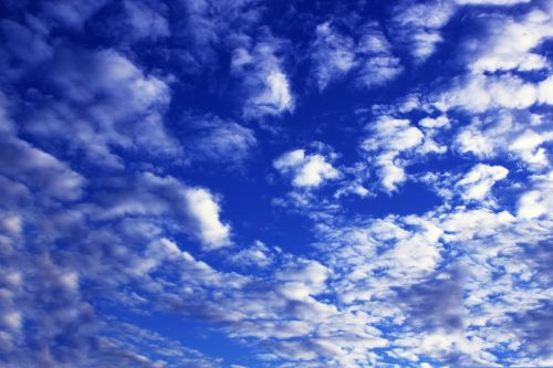 Clouds Background 12