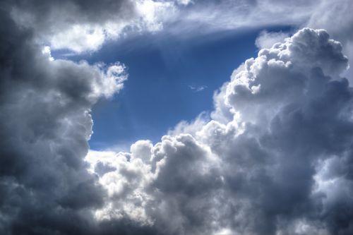 cloudscape clouds weather