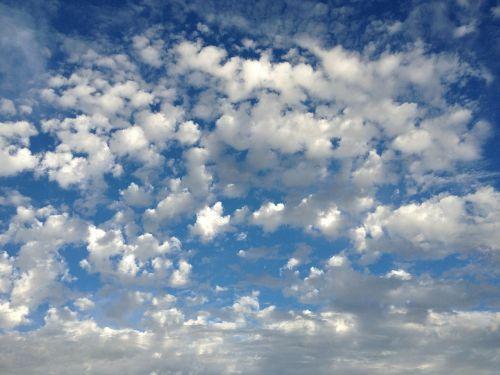 cloudscape clouds sky
