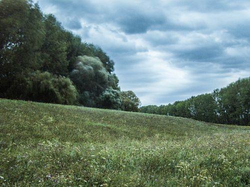 cloudy sky nature