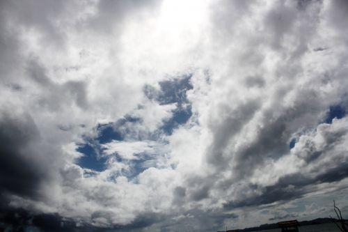 Cloudy Sky 6