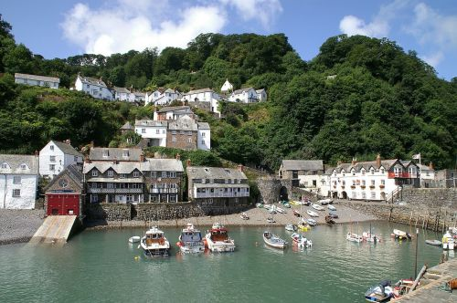 clovelly uk devon