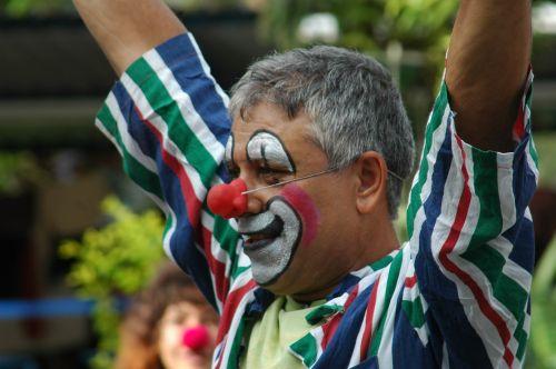 clown circus spectacle