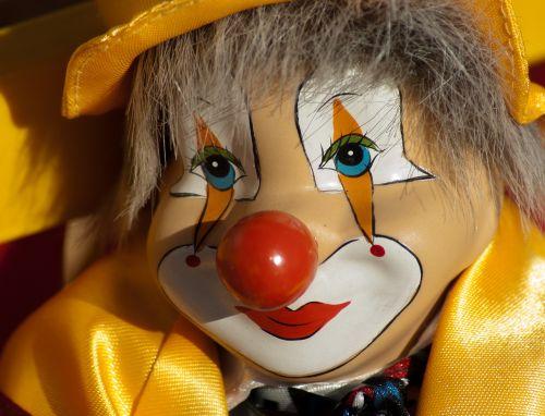 clown circus disguise
