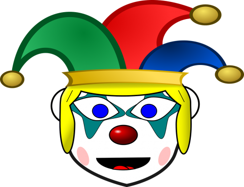 clown comic characters funny