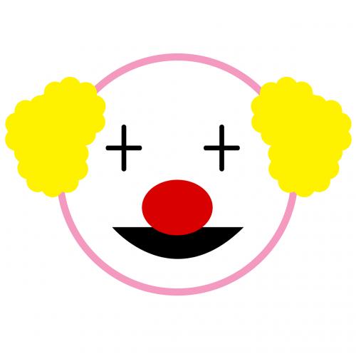 clown circus laugh