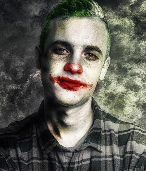 clown art fantasy