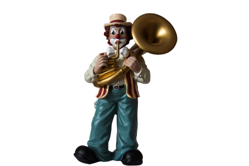 clown musical clown figure