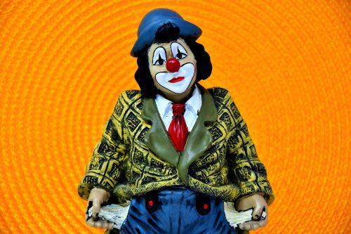 clown circus clown sad