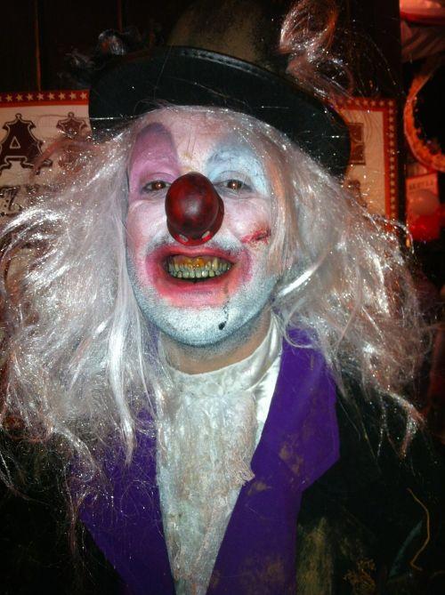 clown halloween bad clown