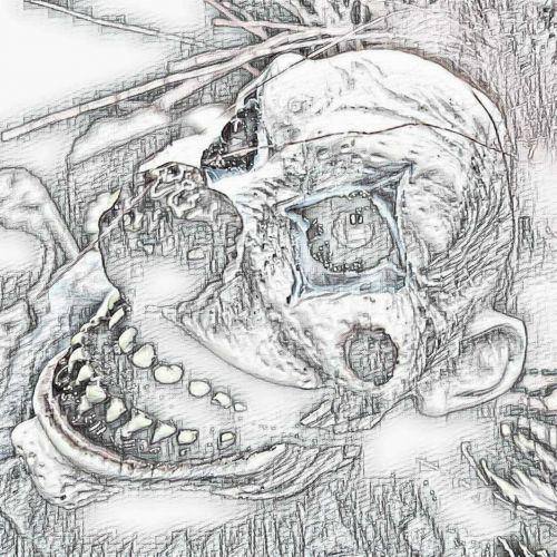 Clown Mask 1