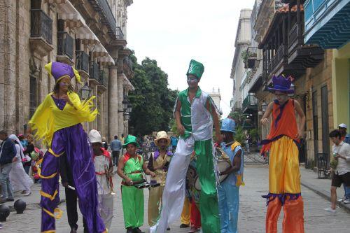 clowns artists show