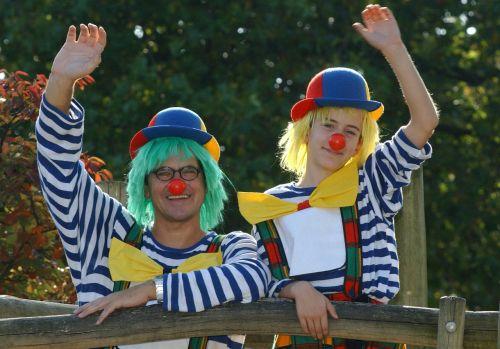 clowns circus kindergarten elementary school