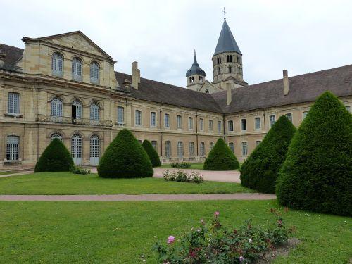cluny monastery abbey