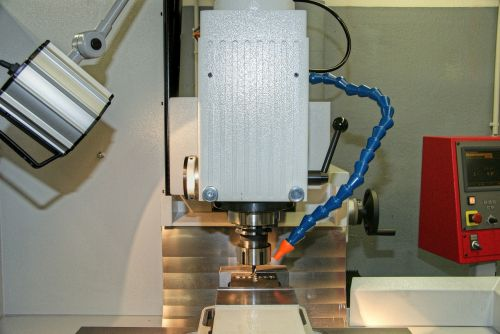 cnc milling machine production milling machine