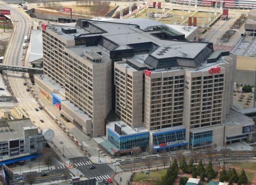 cnn building news aerial view