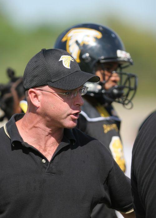 coach football coach american football coach