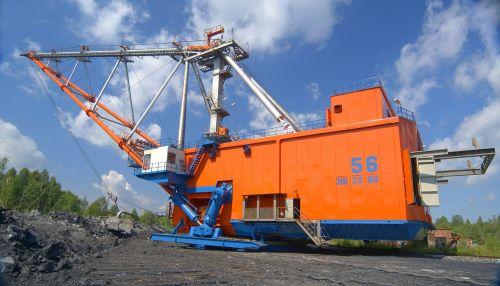 coal minerals extraction