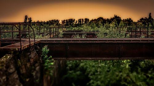 coal bunker vintage