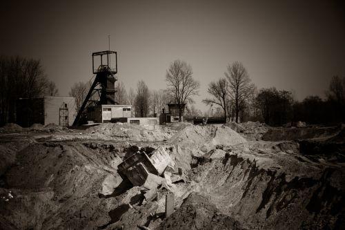 coal mine industry