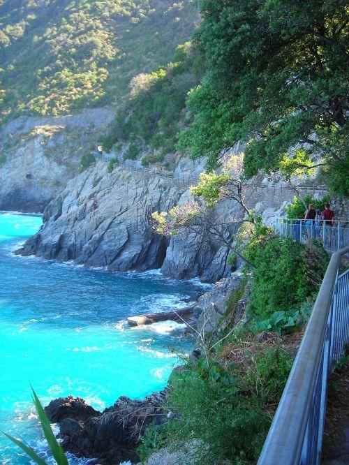 coast sea cliff