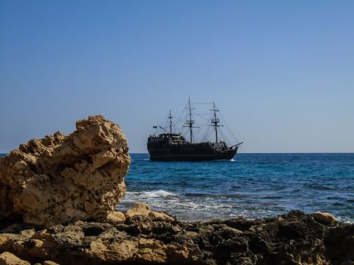 coast ship pirates