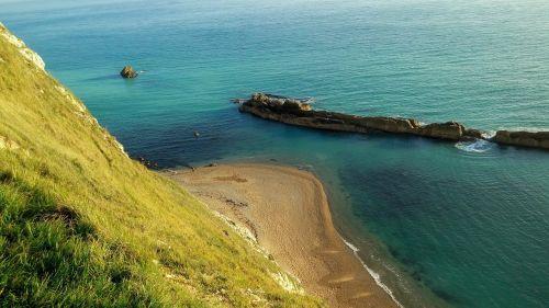 coast sea ocean